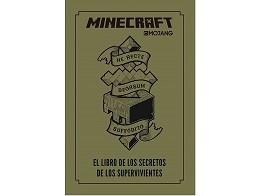Minecraft Libro Secreto Supervivientes (ESP) Libro
