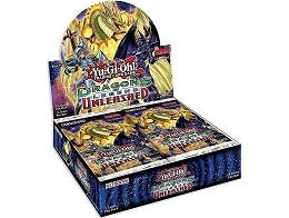 Display Yu-Gi-Oh! TCG Dragons of Legend Unleashed