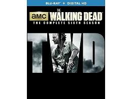 The Walking Dead: Season Six Blu-Ray