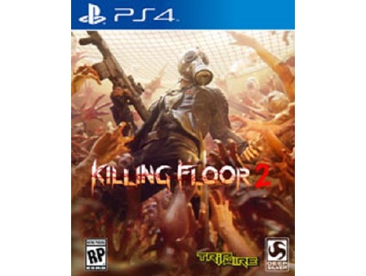 Killing Floor 2 PS4 Usado