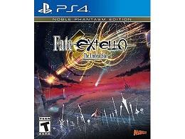 Fate/EXTELLA The Umbral Star Noble Phantasm Ed PS4