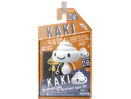 Figura Yey Toys - Kaki