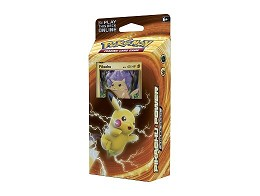 Mazo Pokémon TCG Evolutions Pikachu Power (inglés)