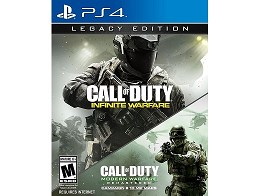 Call of Duty: Infinite Warfare: Legacy Ed. PS4