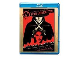 V de Venganza Blu-Ray