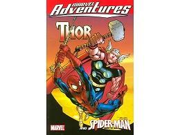 Marvel Adventures Thor Spider-Man (ING/TP) Comic