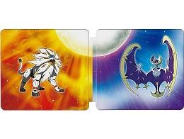 Pokémon Sun & Moon Steelbook Dual Pack 3DS