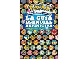 Pokémon La Guía Esencial Definitiva (ESP) Libro