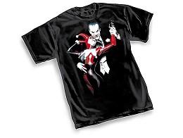 Polera Joker & Harley Quinn