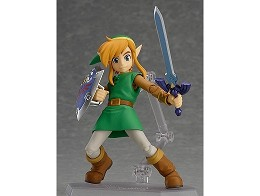 Figura figma Link - A Link Between Worlds