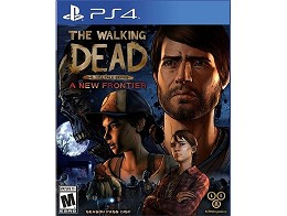 The Walking Dead: A New Frontier PS4