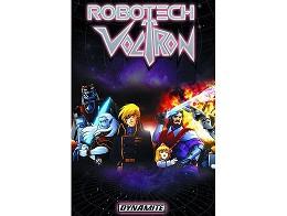 Robotech Voltron (ING/TP) Comic