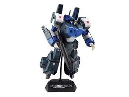 Figura Robotech 1/100 MSterling GBF-15 Heavy Armor