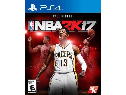 NBA 2K17 PS4 Usado
