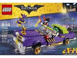 LEGO Batman Movie 70906 The Joker Notorious L