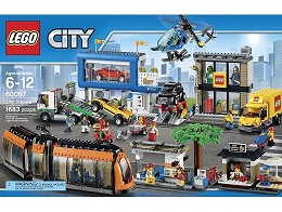 LEGO City 60097 City Town