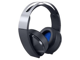 Headset Wireless Platinum PS4