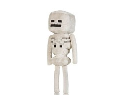 Peluche Minecraft Skeleton