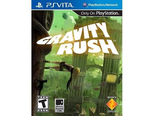 Gravity Rush PS Vita