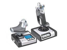Logitech G Saitek Flight X52 Control System