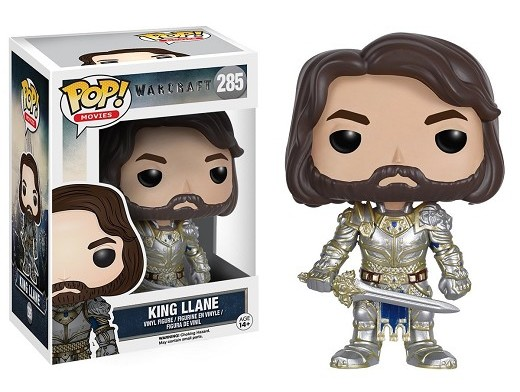 Figura Pop! Movies: Warcraft - King Llane