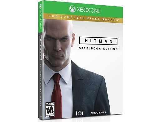 Hitman: The Complete First Season XBOX ONE Usado