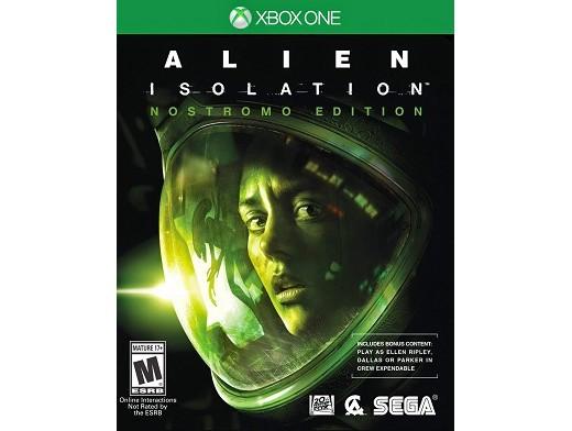 Alien: Isolation XBOX ONE Usado