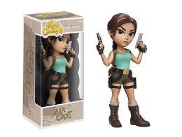 Figura Rock Candy: Tomb Raider - Lara Croft