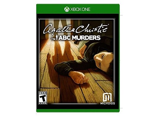 Agatha Christie - The ABC Murders XBOX ONE Usado
