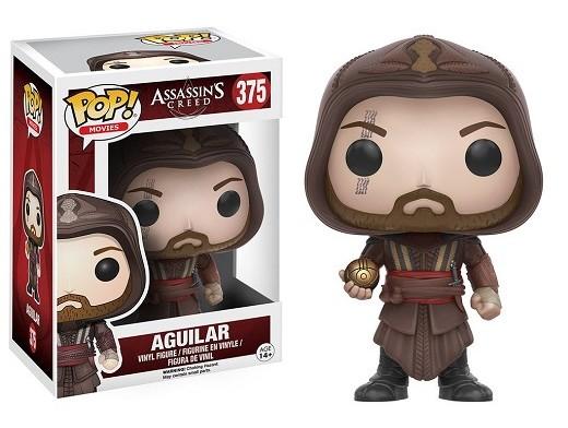 Figura Pop! Movies: Assassin's Creed - Aguilar