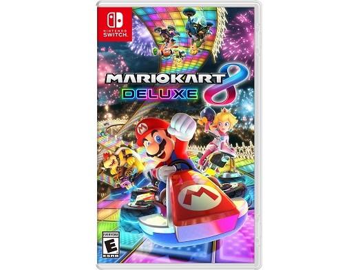 Mario Kart 8 Deluxe NSW