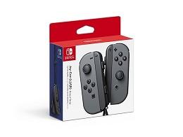 Nintendo Switch Joy-Con Set Gris