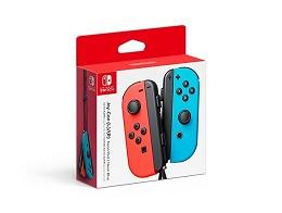 Nintendo Switch Joy-Con Set Rojo/Azul