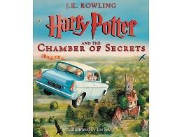 Harry Potter & Chamber Secrets llustr (ING) Libro