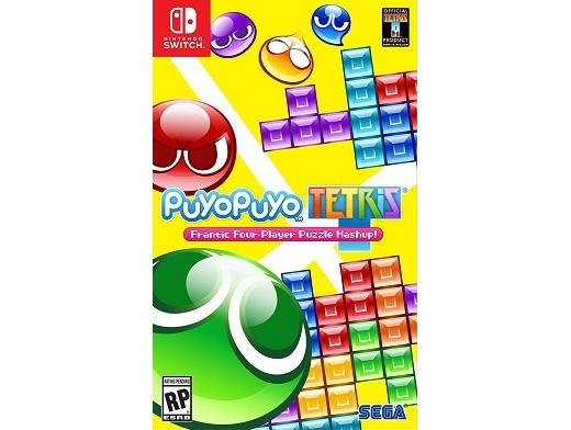 Puyo Puyo Tetris NSW