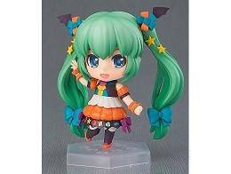 Figura Nendoroid Co-de Hatsune Miku: Sweet Pumpkin