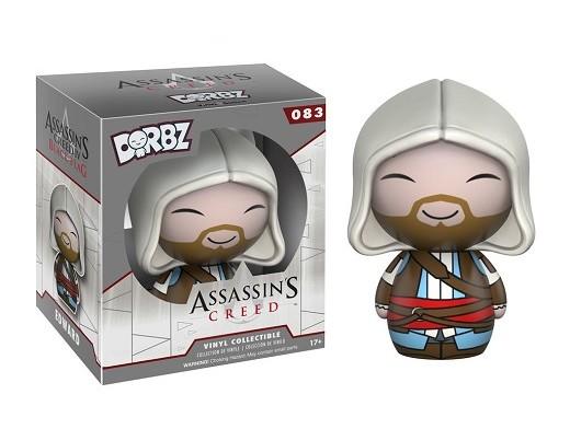 Figura Dorbz Assassins Creed Edward