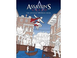Assassins Creed Official Coloring Book (ING) Libro