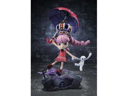 Estatua One Piece Perona Negative Hollow
