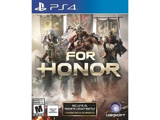 For Honor PS4 Usado
