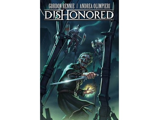 Dishonored The Wyrmwood Deceit v1 (ING/TP) Comic