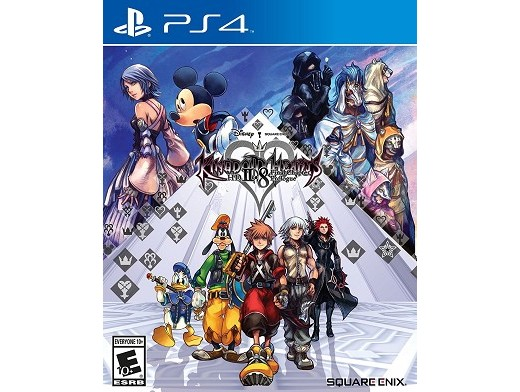 Kingdom Hearts HD II.8 Final Chapter Prologue PS4