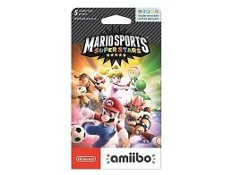 Amiibo Cards Mario Sports: Super Stars