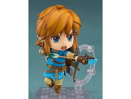 Figura Nendoroid Link - Breath of the Wild