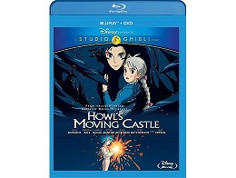Howl's Moving Castle Blu-ray