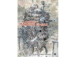 The Art of Howl's Moving Castle (ING) Libro
