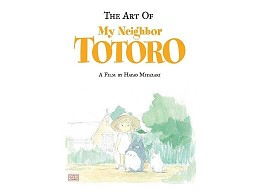 The Art of My Neighbor Totoro (ING) Libro