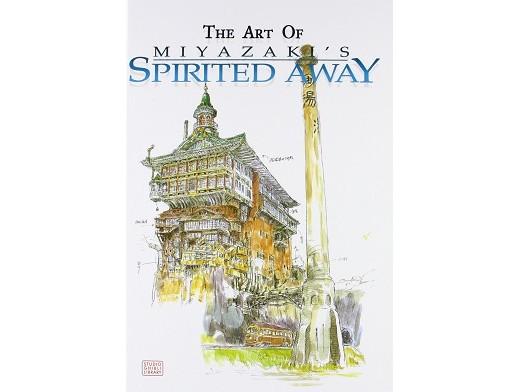 The Art of Spirited Away (ING) Libro