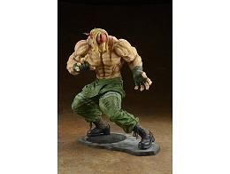 Estatua Alex - Street Fighter III 3rd Strike