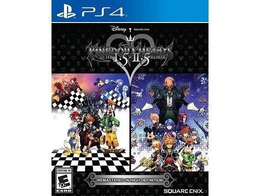 Kingdom Hearts HD 1.5 + 2.5 Remix PS4 Usado